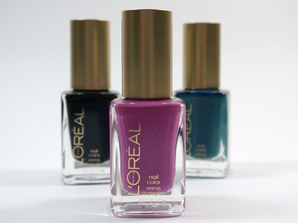 L'Oréal Paris Lacquer-ized Nail Color | beautifulmakeupsearch.com