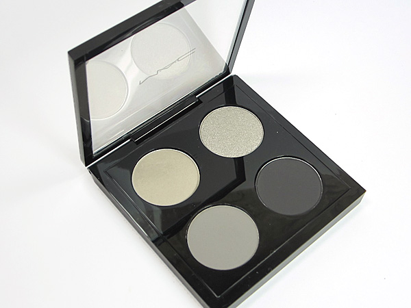 MAC Rainy Season Eye Shadow X 4