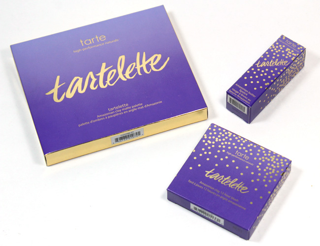 Tartelette 15 Year Anniversary Collection