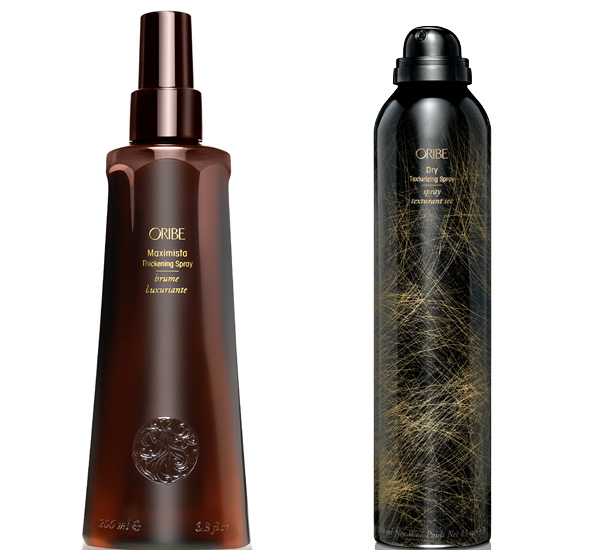 Pump Up The Volume With Oribe Maximista And Dry