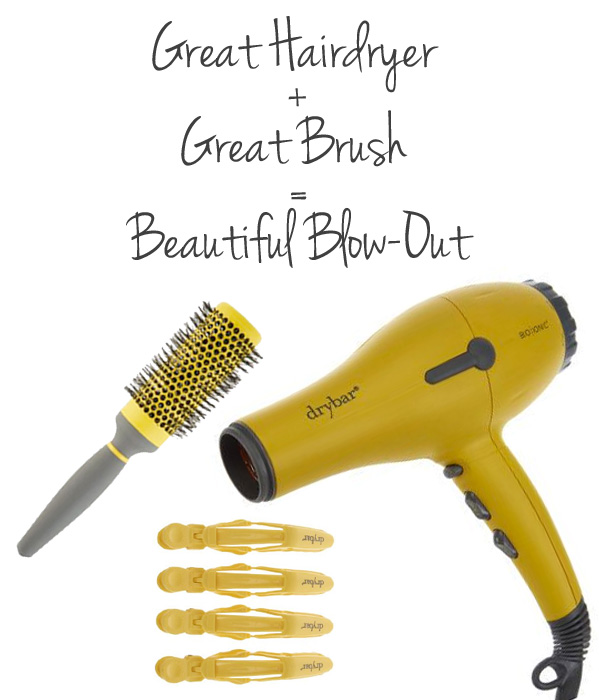 Must Have Hair Tools and How to Get the Perfect DIY Blowout