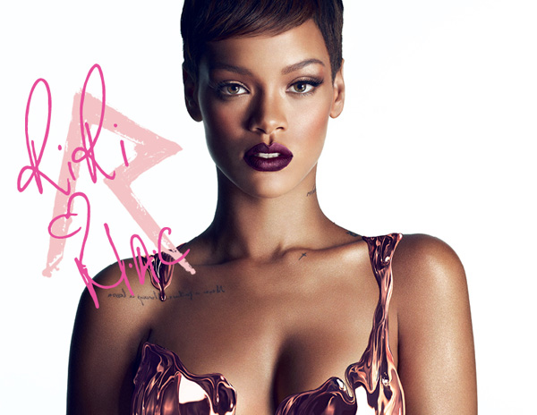 RiRi Hearts MAC Fall Collection
