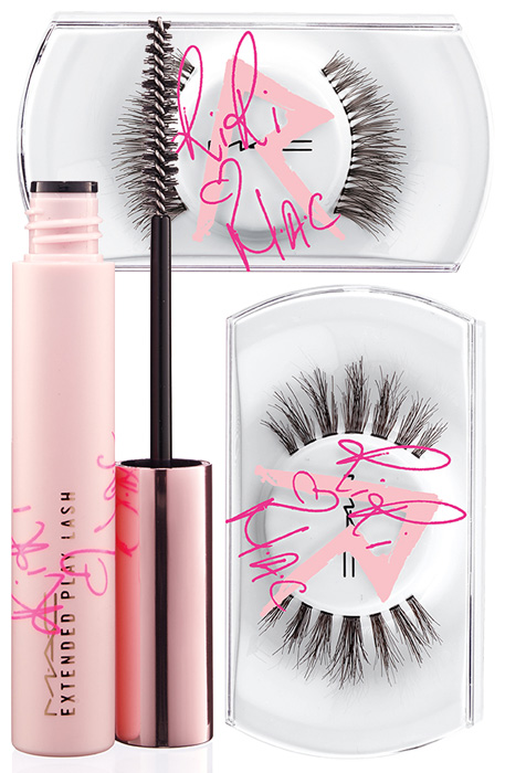 RiRi Hearts MAC Fall Collection : Extended Play Lash, 36 Lash, 35 Lash