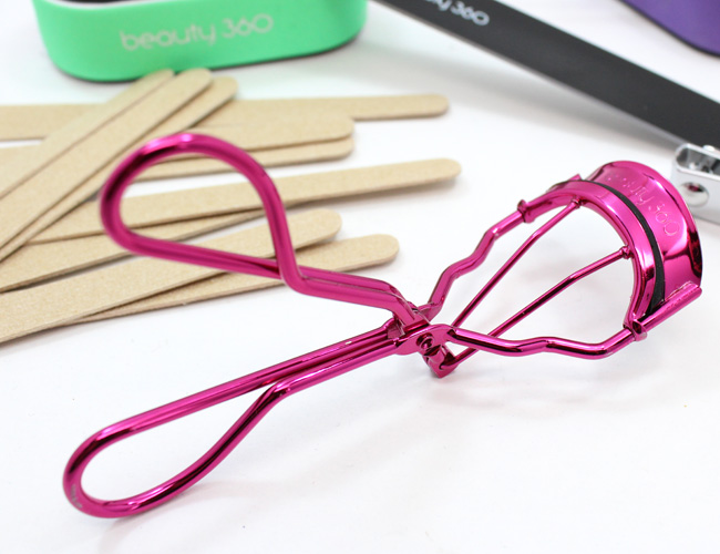 beauty 360 Beauty Tools: Eyelash Curler