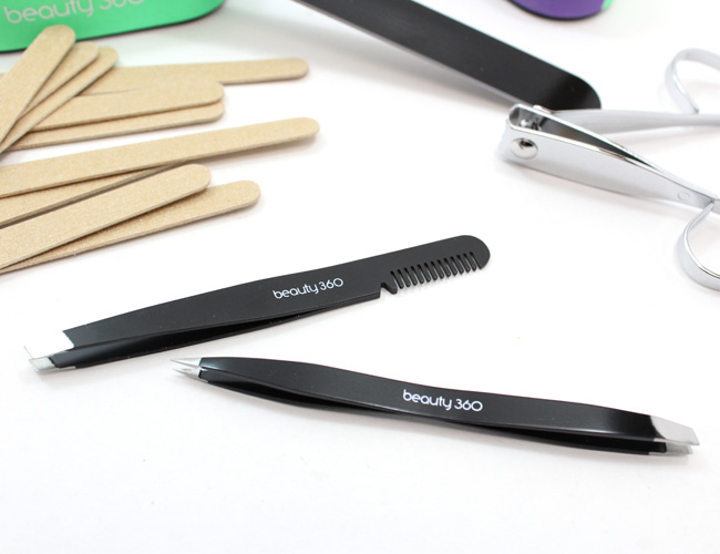 beauty 360 Beauty Tools: Tweezers