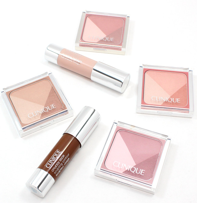 Clinique Hello Cheekbones Contouring Collection
