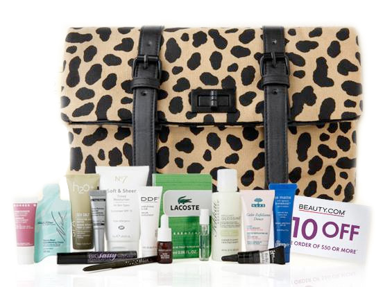 Exclusive Camille Bag from Sea NY GWP at Beauty.com