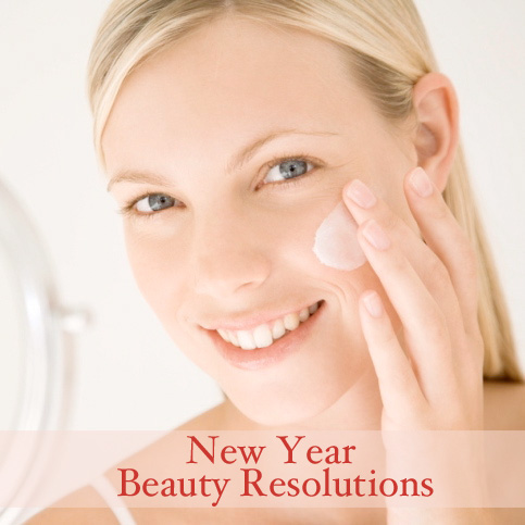 The easy things you can change in your beauty routine for a better you in the new year!