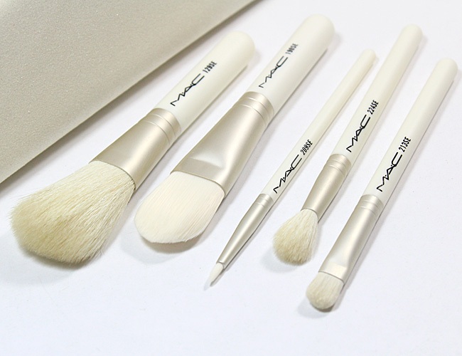 MAC Keepsakes: Studio Brush Kit