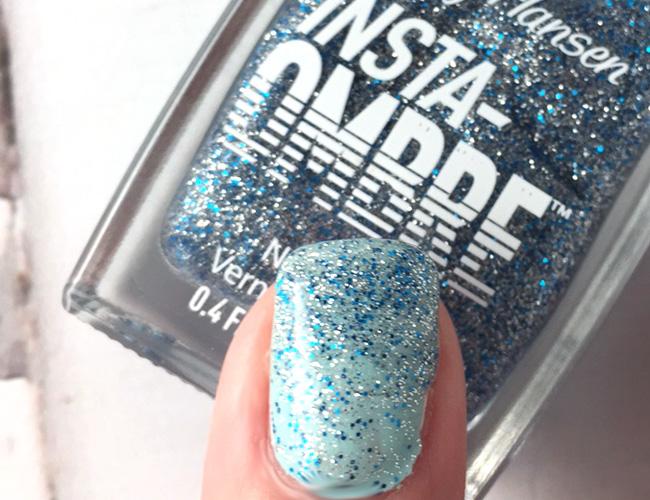 Sally Hansen Insta-Ombre Nail Color with Cobalt Coat