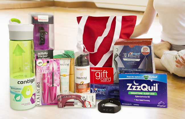 WIN IT: Beauty Prize Pack + $75 Walgreens Gift Card