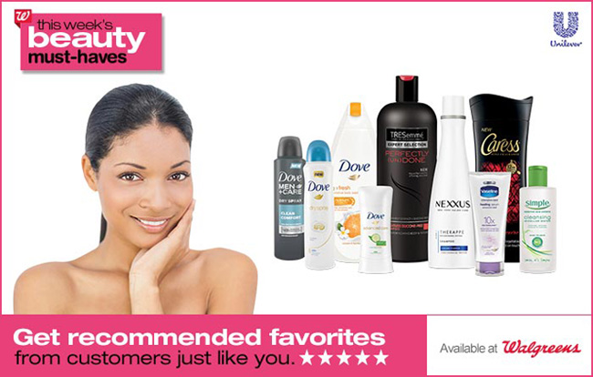 Walgreens April Beauty Must Haves