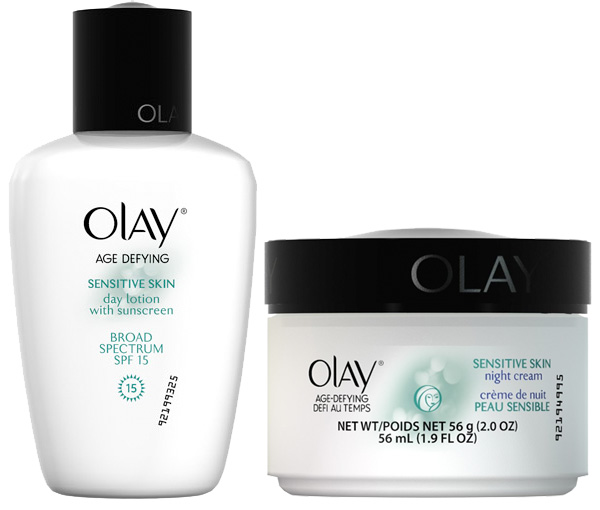 Olay mature skin day lotion