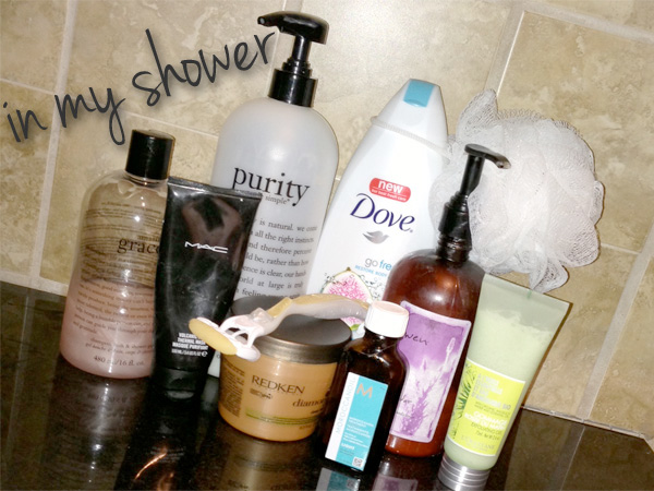 10 Items You Need in Your Shower