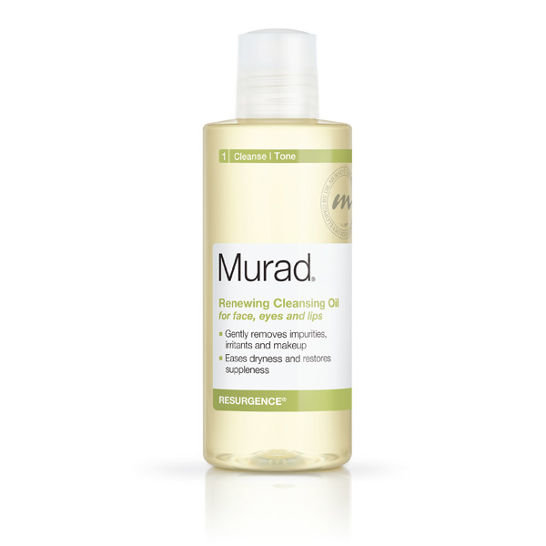 Murad Renewing Cleansing Oil Review | Beautiful Makeup Search