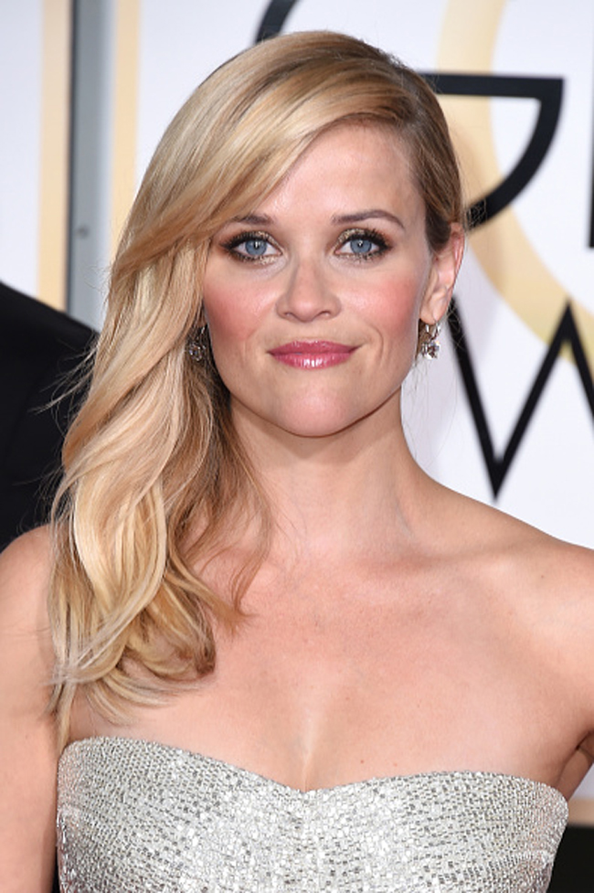 Get the Look: Reese Witherspoon at the 2015 Golden Globes