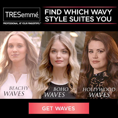Make Waves at Your Next Special Event with Help from TRESemmé