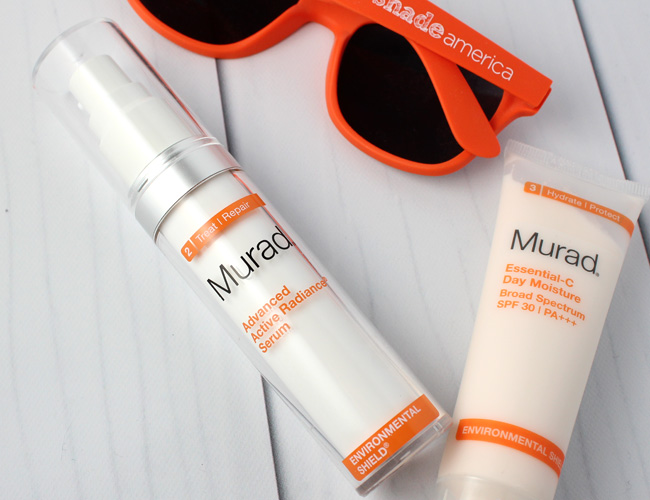 Murad Sun Safety Set