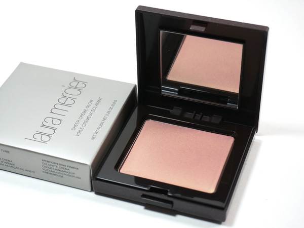 Laura Mercier Sheer Crème Colour in Golden Pink