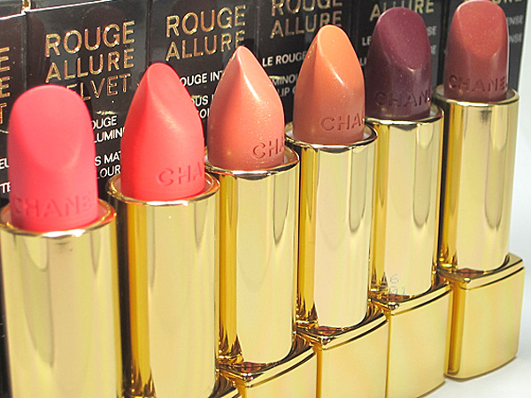 CHANEL Rouge Allure Spring 2013