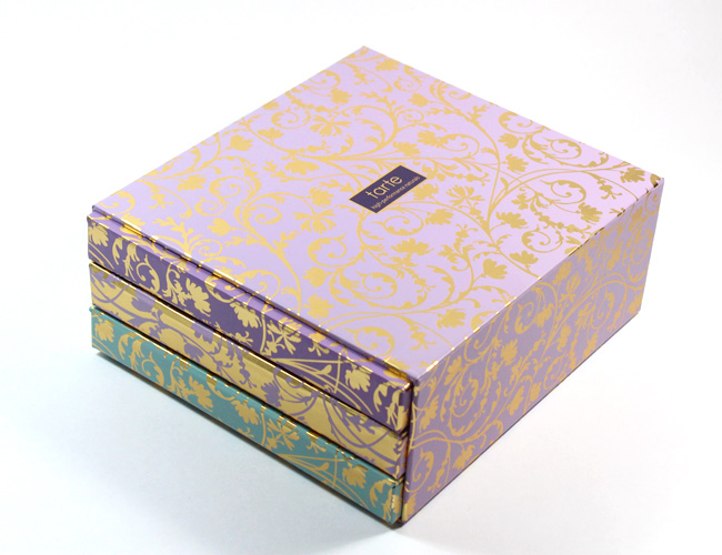 Tarte Sweet Indulgence's 3-in-1 Holiday Gift Set
