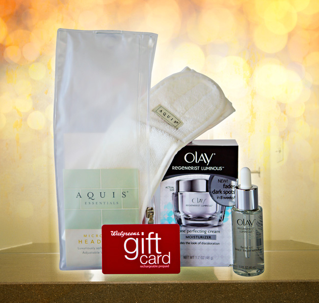 WIN IT: Olay Luminous Prize Pack + $75 Walgreens Gift Card