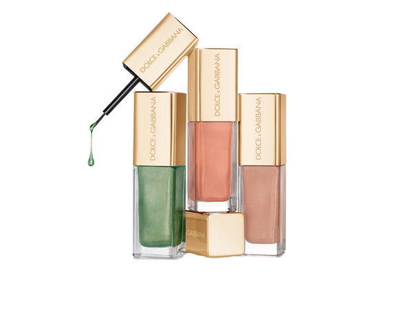 Dolce&Gabbana Summer Glow Collection: Intense Nail Lacquer