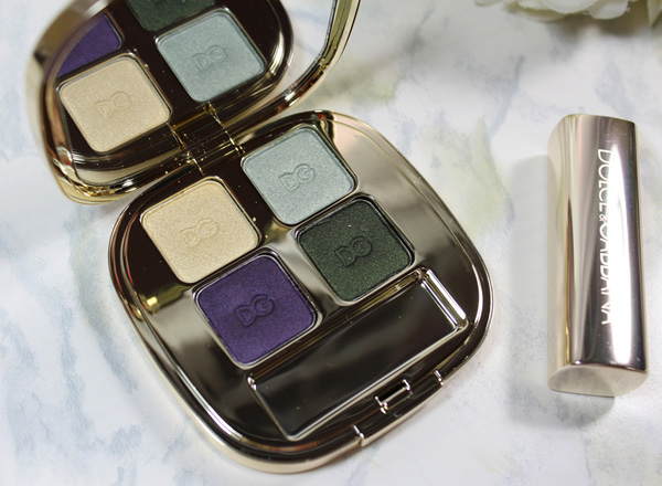 Dolce&Gabbana Summer Glow Collection: Ibiza Eye Quad