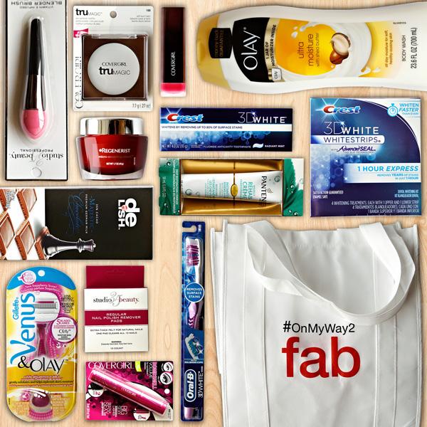 PCA Fab Bag Giveaway