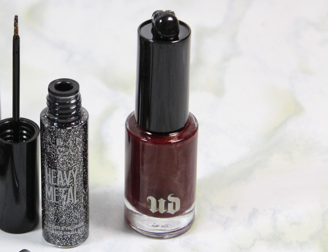 Urban Decay Pulp Fiction Collection: Mrs. Mia Wallace Nail Color