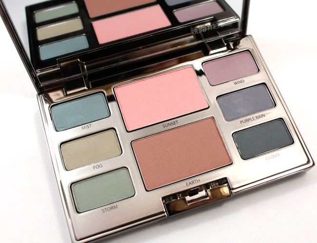 Laura Mercier Watercolour Mist Eye + Cheek Palette