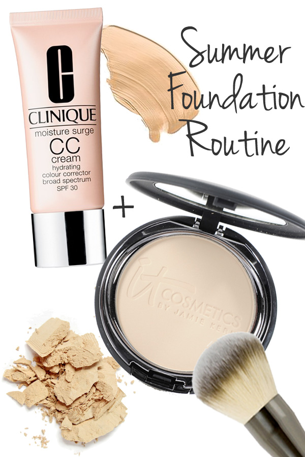 Foundation + Powder for Summer | Beautiful Makeup Search