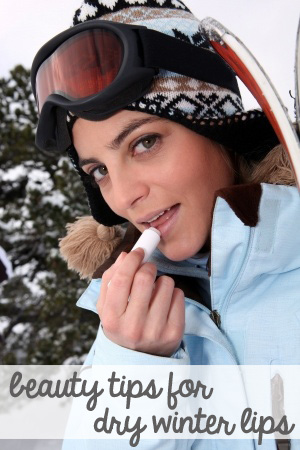 Beauty Tips for Dry Winter Lips