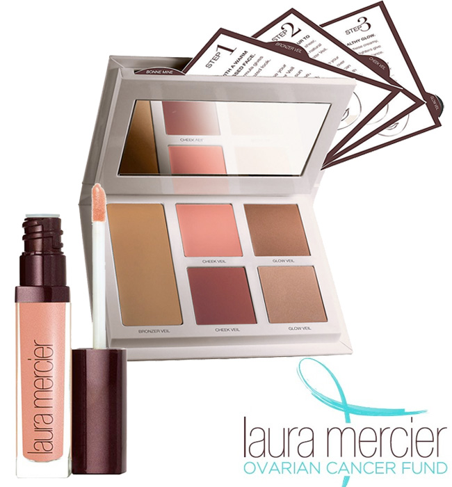 Laura Mercier Ovarian Cancer Fund  Beauty Products