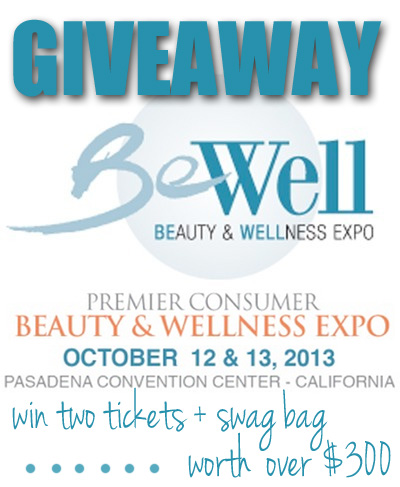 BeWell Expo, Ticket & Swag Bag Giveaway