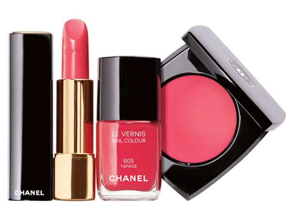 Spring 2014: CHANEL Notes de Printemps