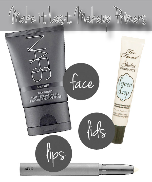 Make it Last: The Best Makeup Primers