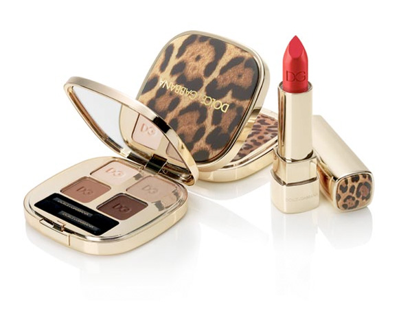 Dolce & Gabbana Animalier Makeup Collection