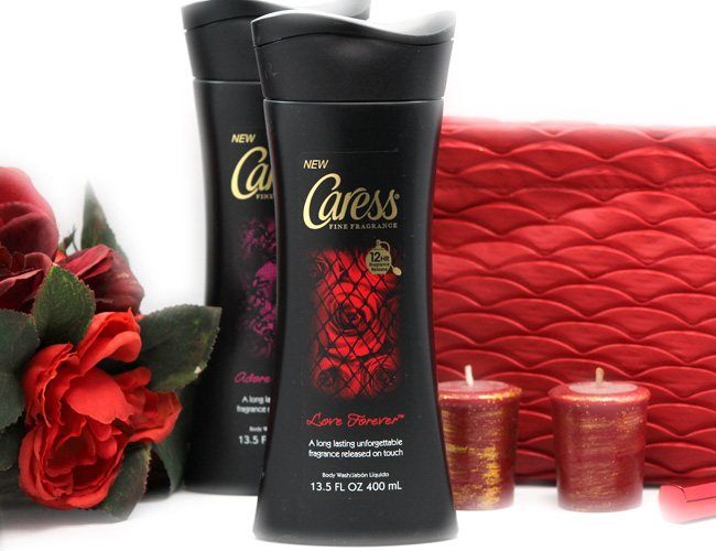 Caress Forever Collection: Love Forever Body Wash