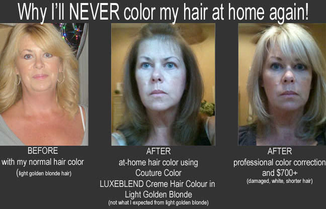 Why I Will Never Color My Hair at Home Again. — Beautiful Makeup ...
