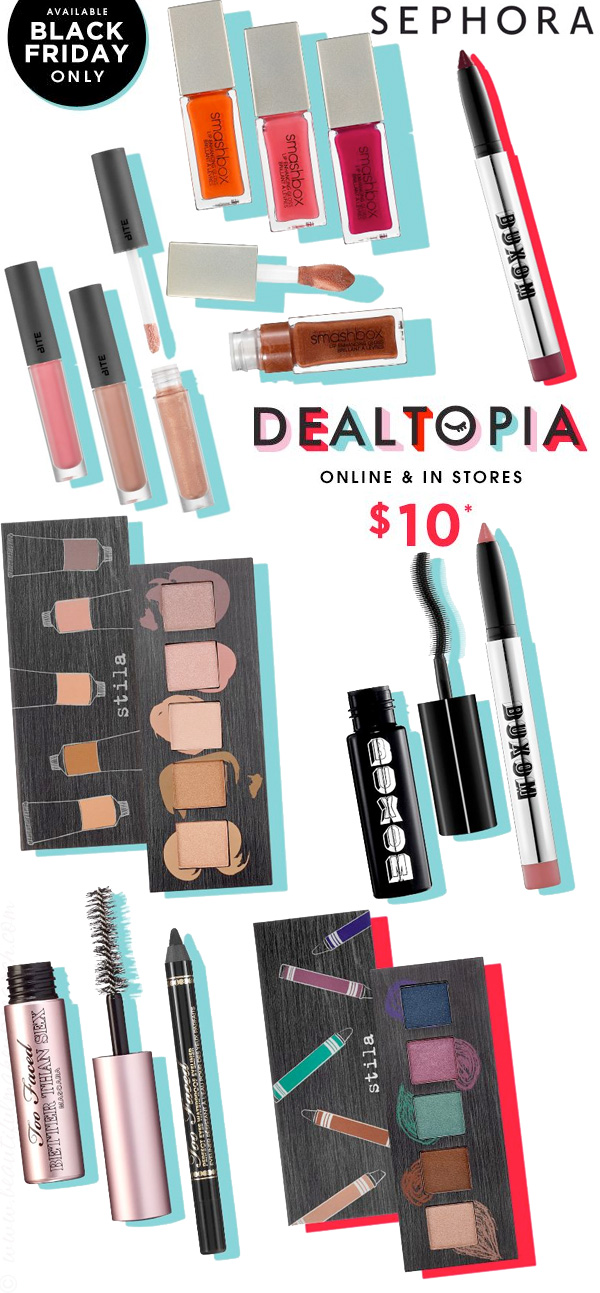 Sephora Black Friday Preview 2013