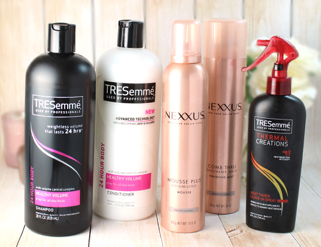 Five Must Have Hair Products for Easy Voluminous Hair