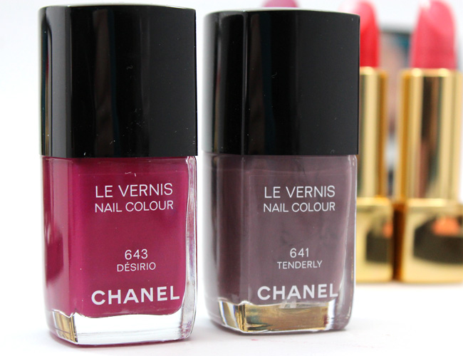 Chanel Le Vernis Desirio, Tenderly