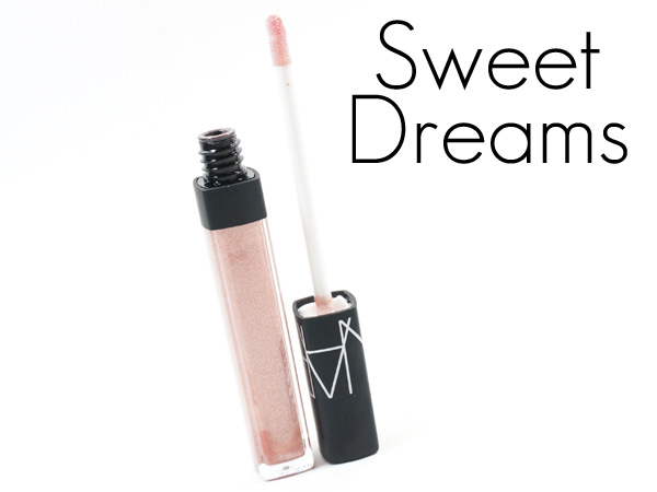 NARS Lip Gloss Sweet Dreams