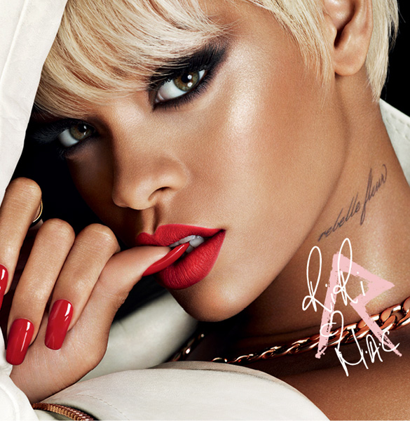RiRi Hearts MAC Holiday