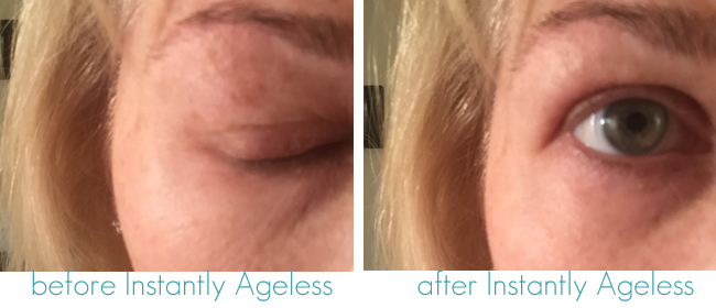 Jeunesse Instantly Ageless Photos + Review