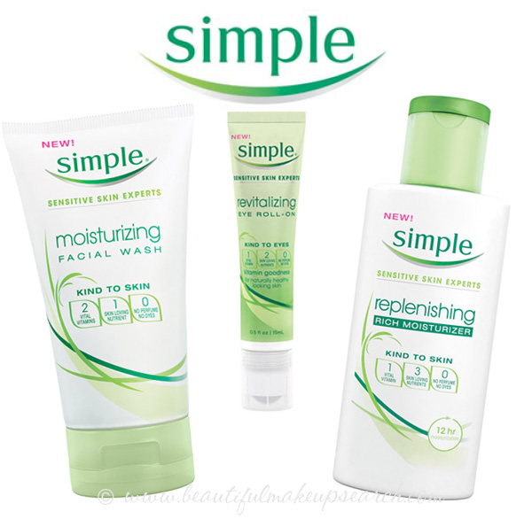 Simple Products simple skincare beautiful makeup search