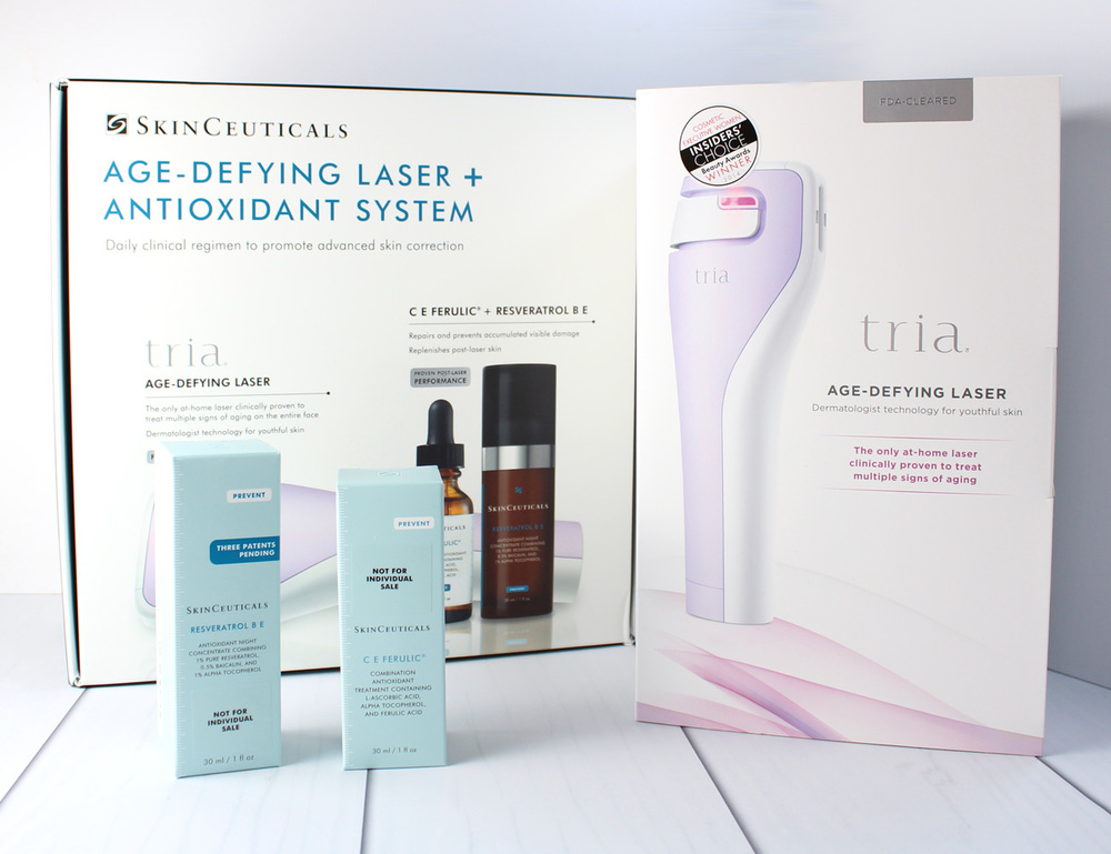 SkinCeuticals Age-Defying Laser + Antioxidant System