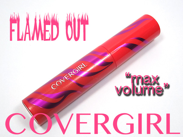 COVERGIRL Flamed Out Mascara Review