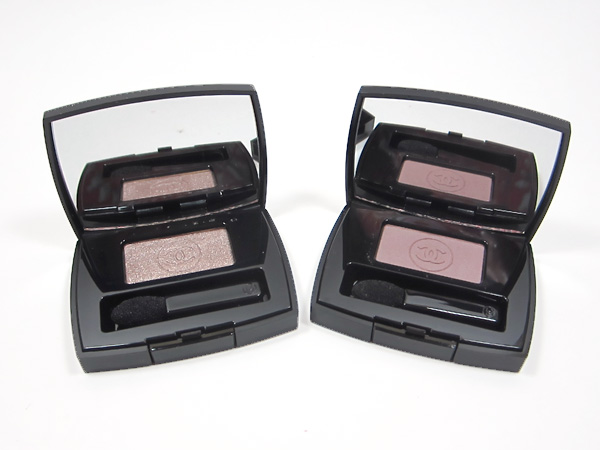 OMBRE ESSENTIELLE Soft Touch Eyeshadow - Gri-Gri and Hasard